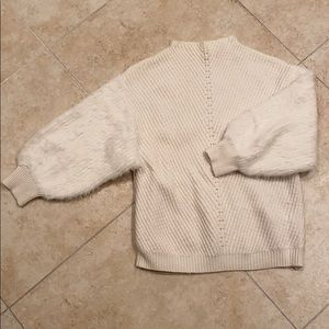 Cozy Anthropology sweater / size: S